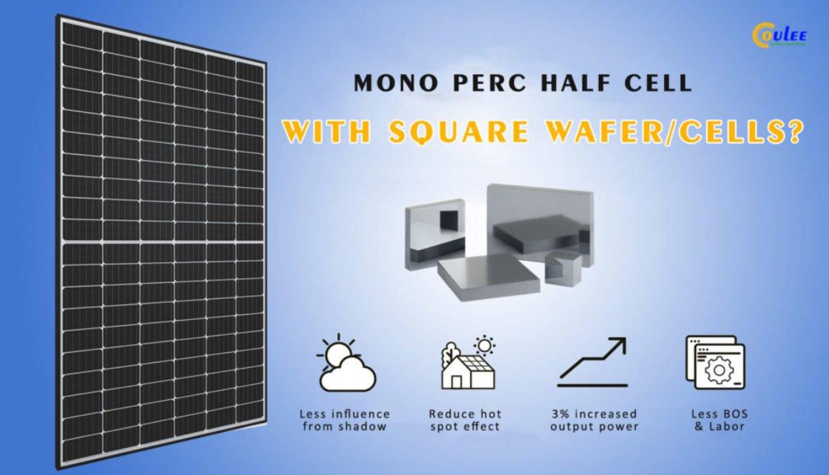 Half Cell Solar Panel, High efficiency Solar Module