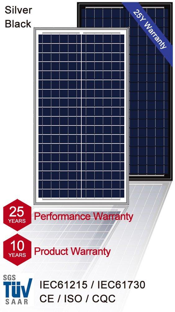 mono solar panel 30Watt, solar module mono 30W