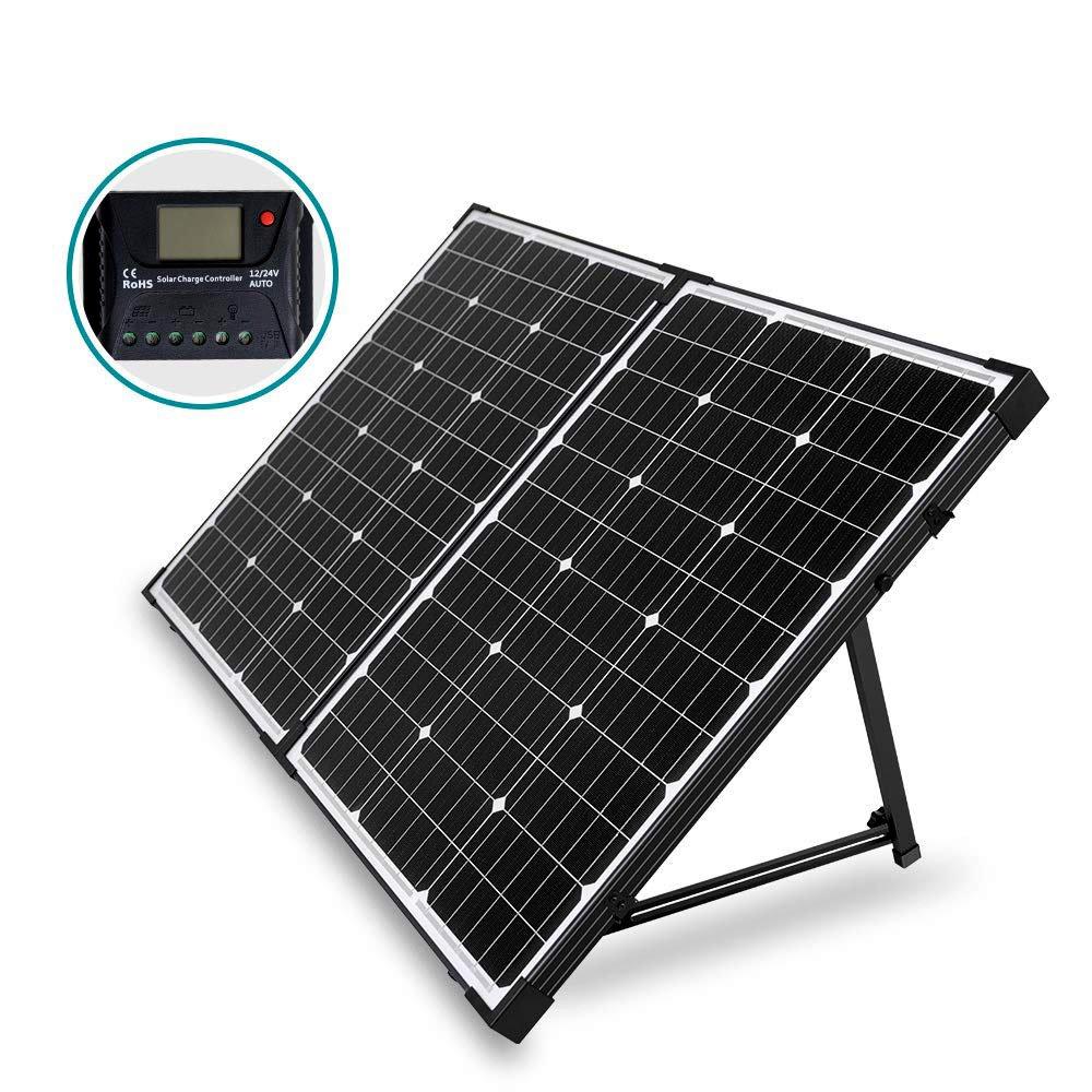 100 watt solar panel price