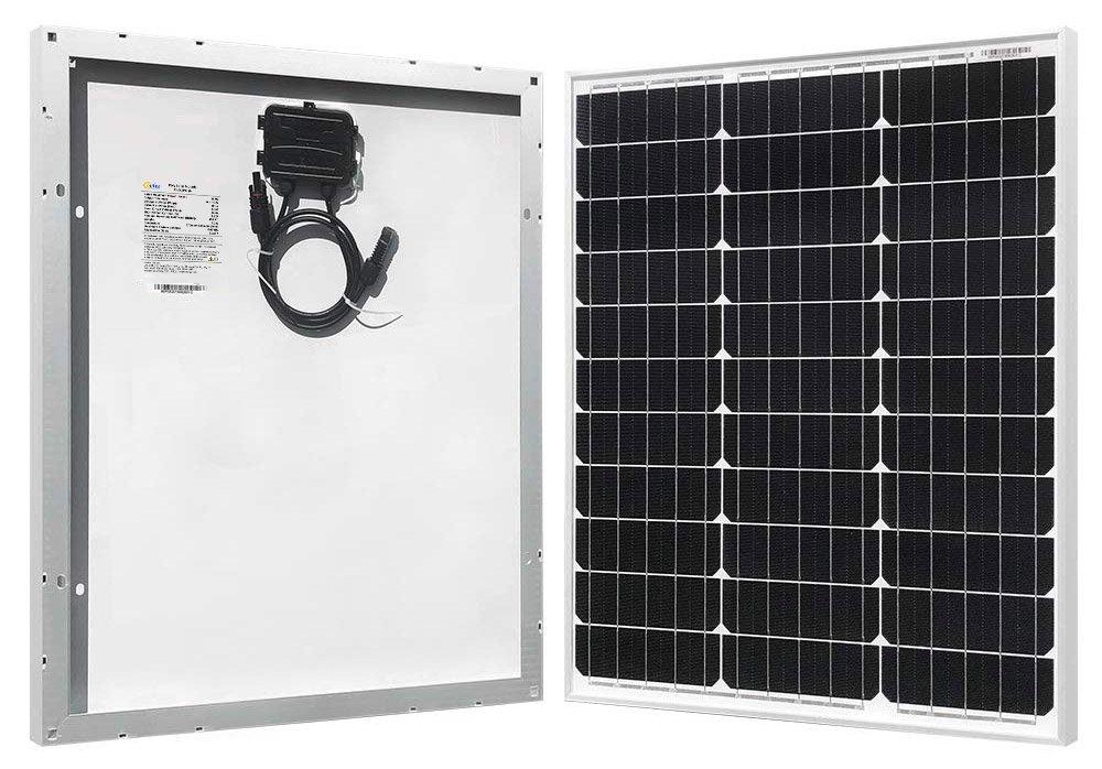Small Solar Panel 12V 50 Watt