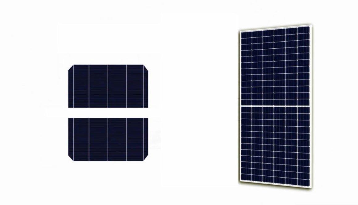 Half Cut Cells, Half Cut Cell Solar Module