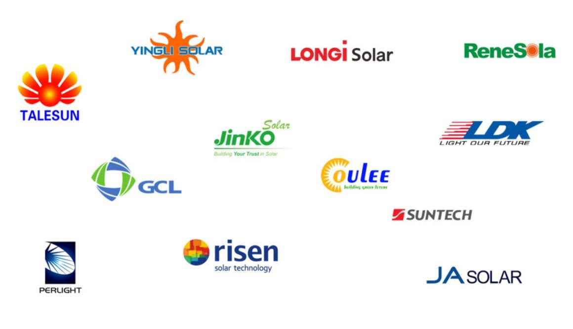brand solar panel manufacturer