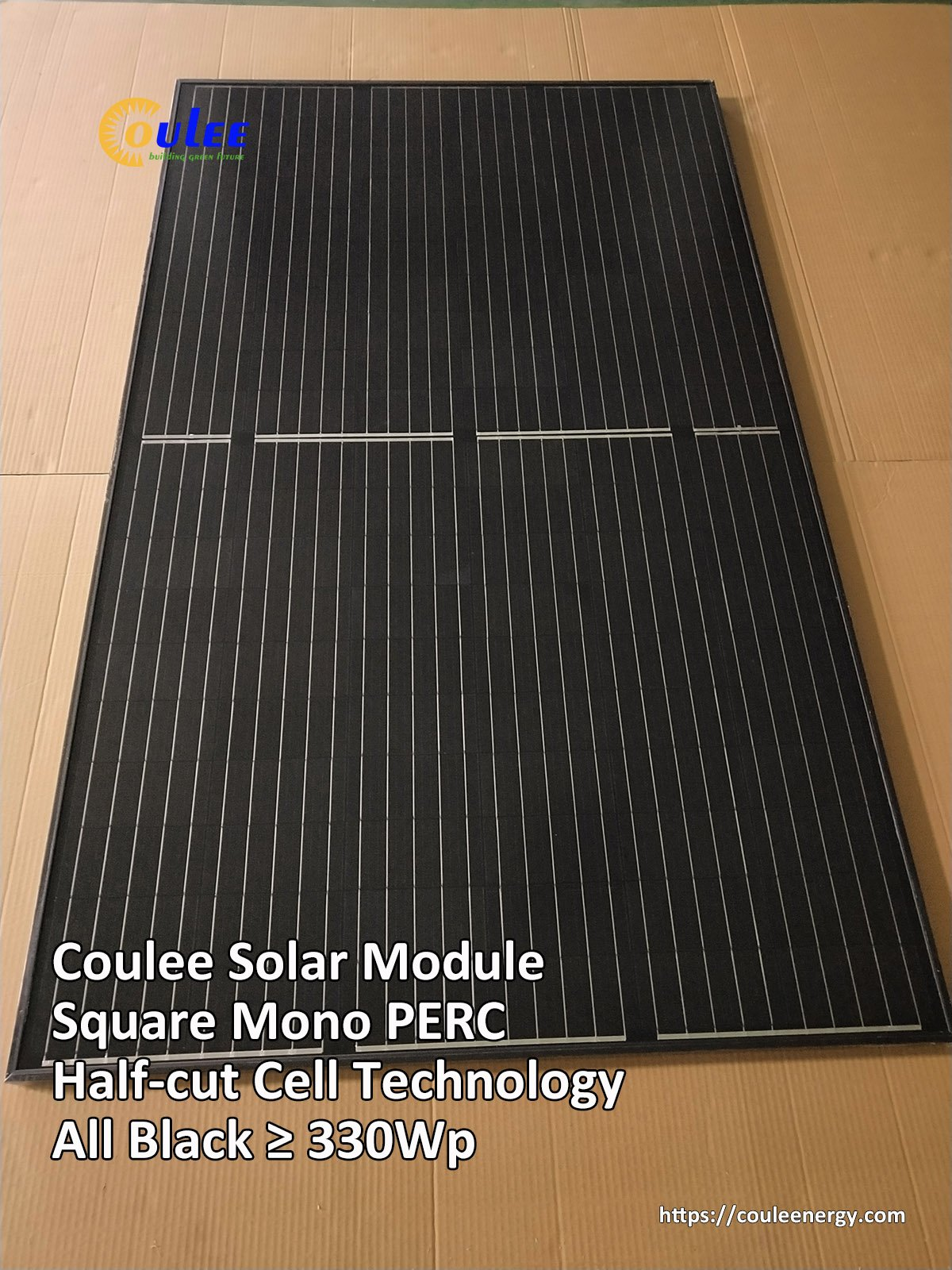 Black Module, All Black Solar Panels