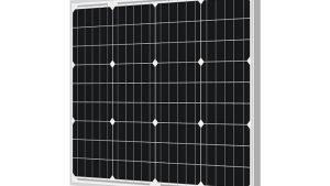12V mono solar panels