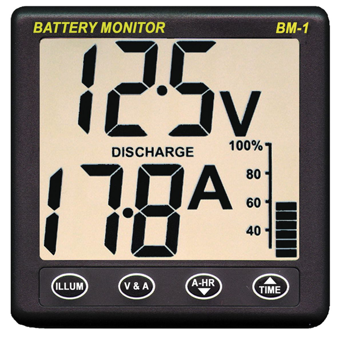Battery Monitor for the Battery Bank
