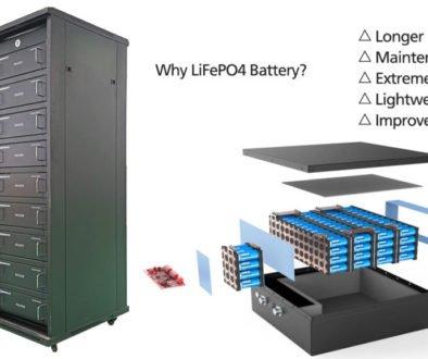 Lithium Ion phosphate Battery Pack
